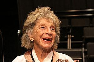 Anna Halprin at the University of San Francisco