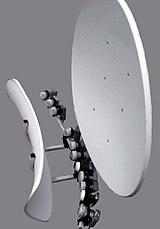 satellite dish tracking 1