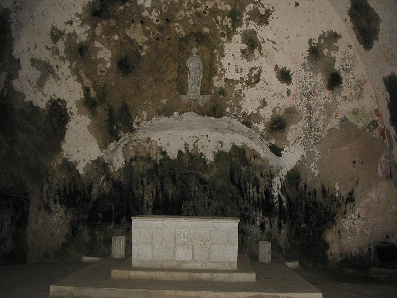 ملف:Antioch Saint Pierre Church Altar.JPG
