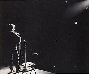 Bob Dylan performing at St. Lawrence Universit...