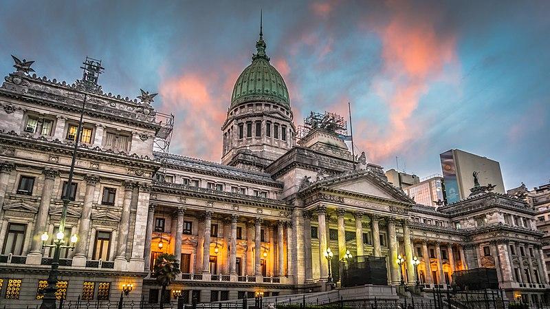 Palacio del Congreso de la Nación Argentina