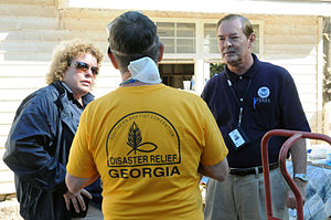 Austell, GA, September 30, 2009 -- FEMA Commun...