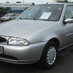 File Ford Fiesta Mk4 1995 1999 Front Jpg Wikimedia Commons