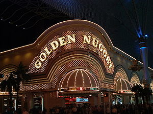 The Golden Nugget Las Vegas