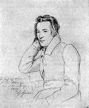 Heine, 1829