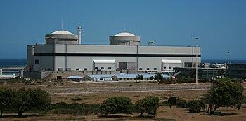 English: Koeberg nuclear power station