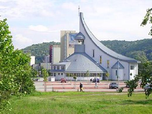 Church of the Holy Spirit in Dúbravka