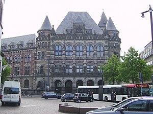 Deutsch: Landgericht Bremen
