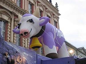 Milka in der Breiten Straße Potsdam