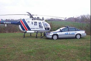 Virginia State Police American Eurocopter B0-105