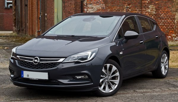 File:Opel Astra 1.4 EDIT Edition (K) – Frontansicht, 31 ...