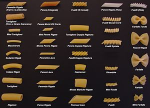 Short pasta