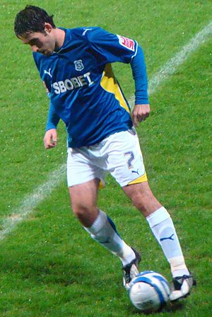 Peter Whittingham of Cardiff City F.C. 05/12/0...
