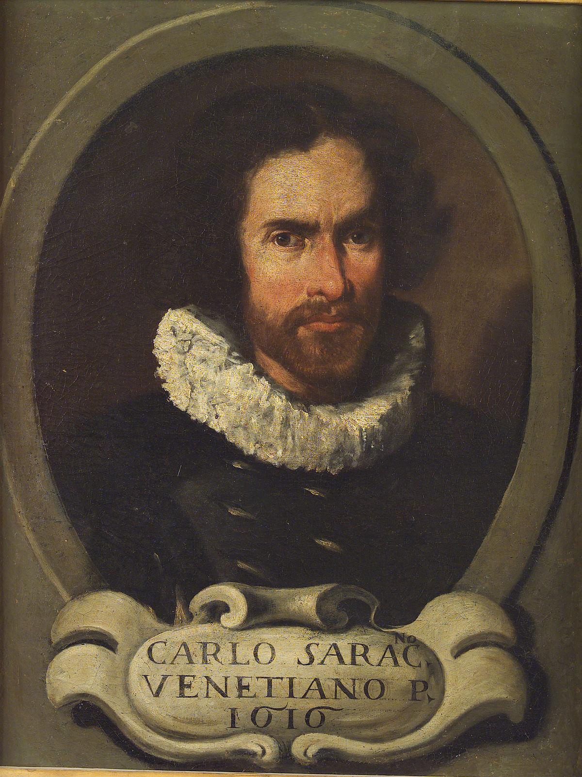 Carlo Saraceni Wikipedia