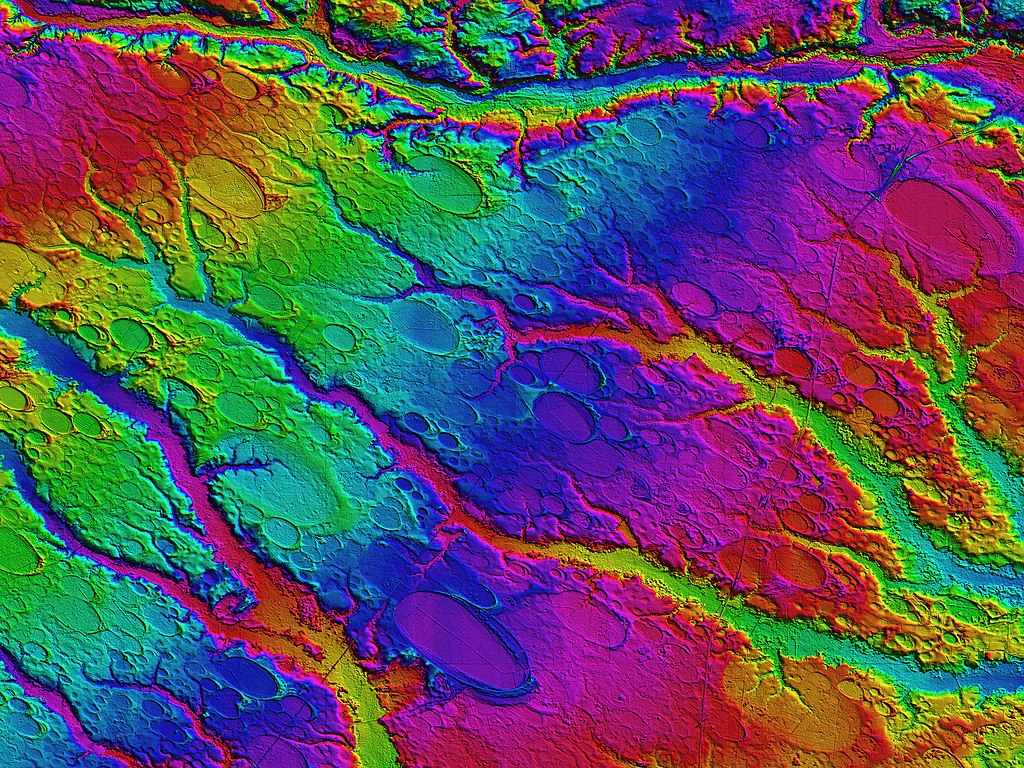 FileRex NC LiDAR DEM Of Carolina Baysjpg Wikimedia
