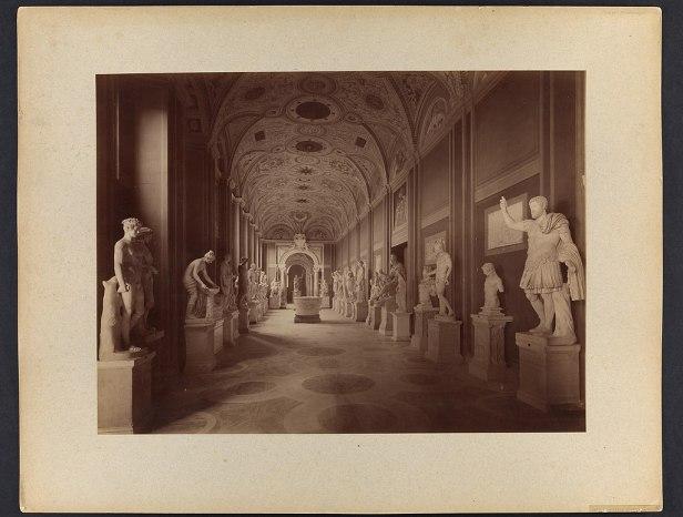 Sala delle Statue MET