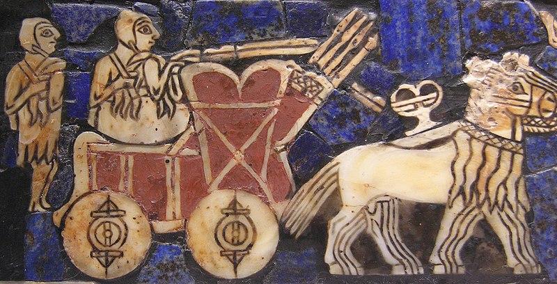 File:Ur chariot.jpg