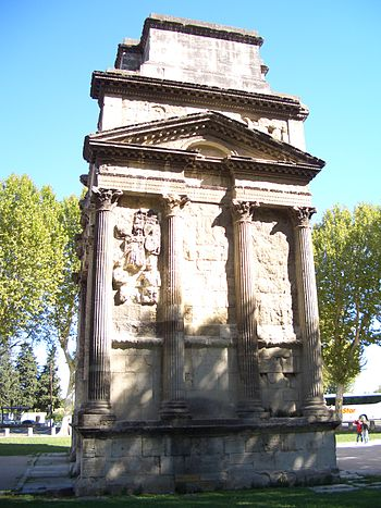 Triumphal Arch of Orange (Vaucluse, France)