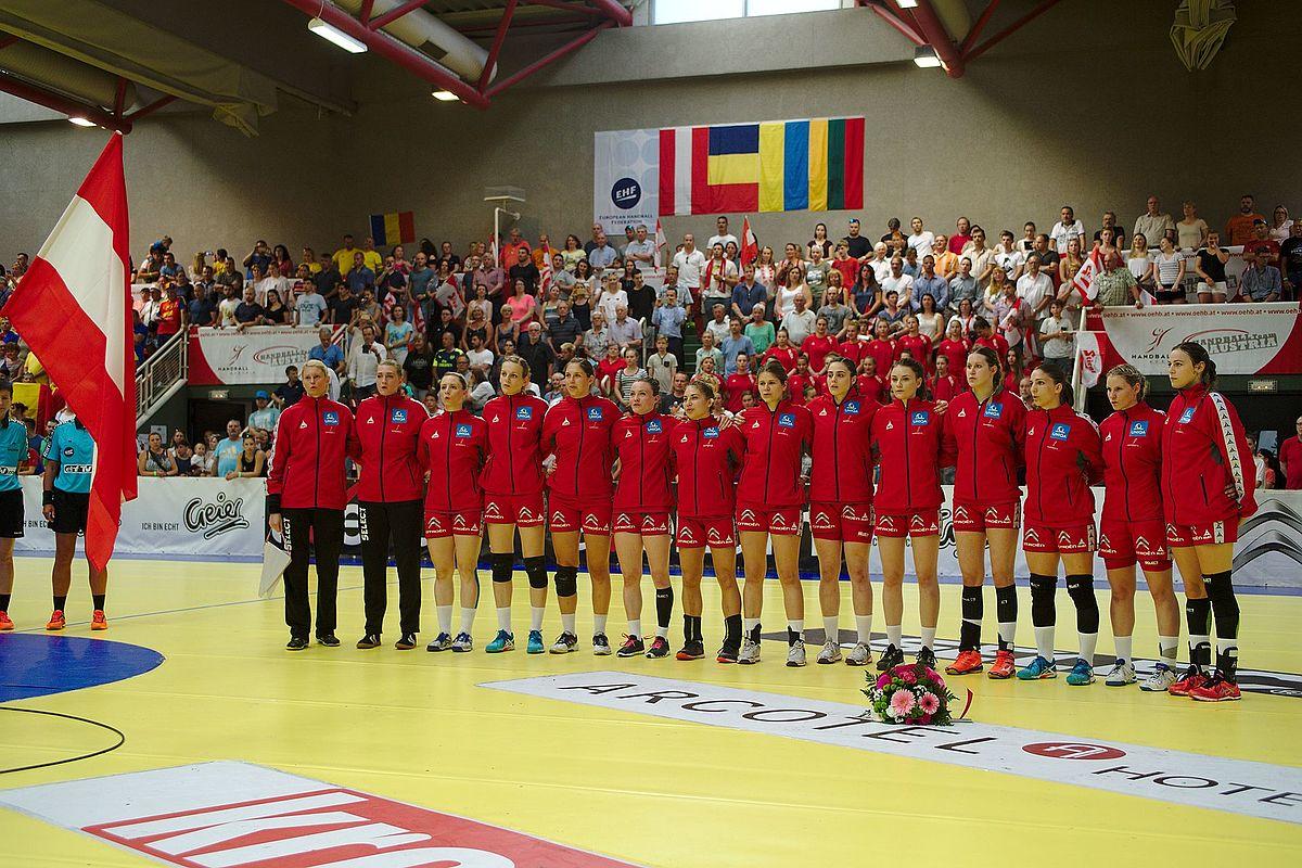 frauen handballnationalmannschaft