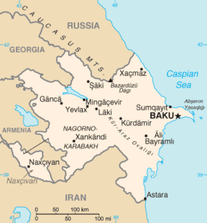 English: map from CIA World Factbook, converte...