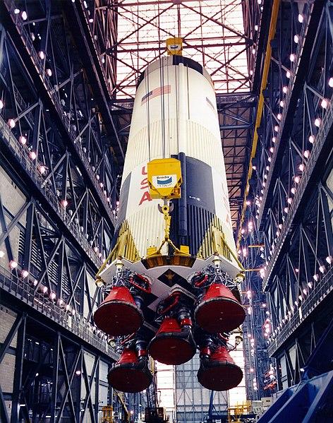 SIC प्रथम चरण का राकेट