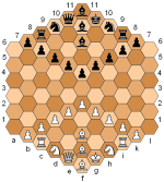 scacchi delle api