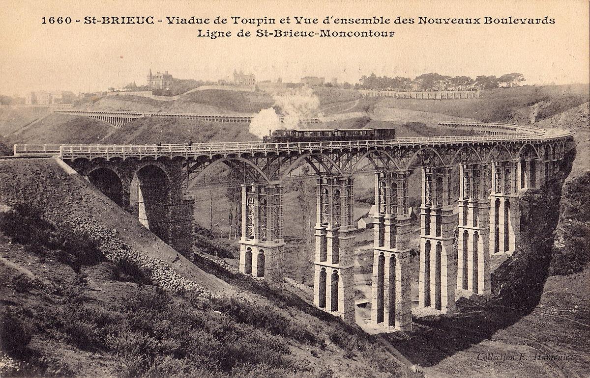 Viaduc De Toupin Wikipdia
