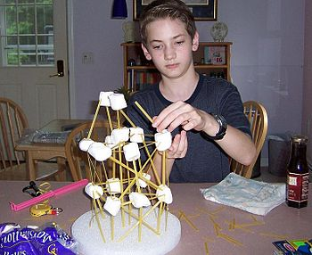 Homeschooler challenging The Leaning Tower of ...