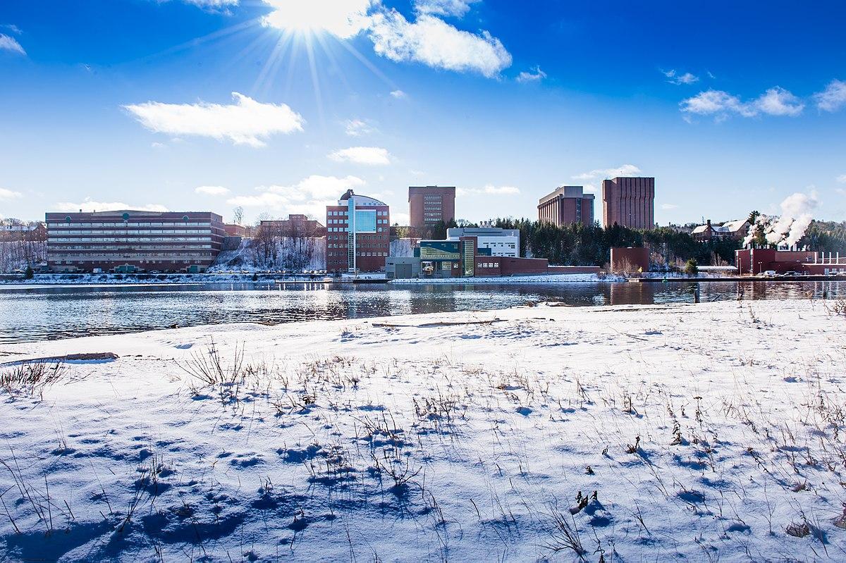 Campus Of Michigan Technological University Wikipedia