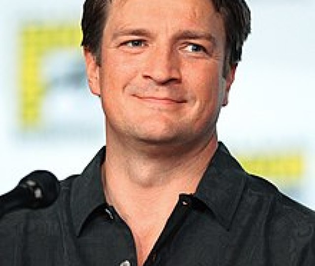 Fillion At The  San Diego Comic Con International