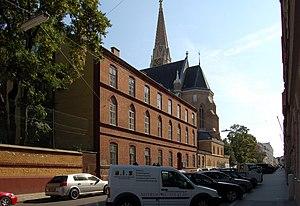 Das Redemptoristenkonvent Hernals in der Marie...