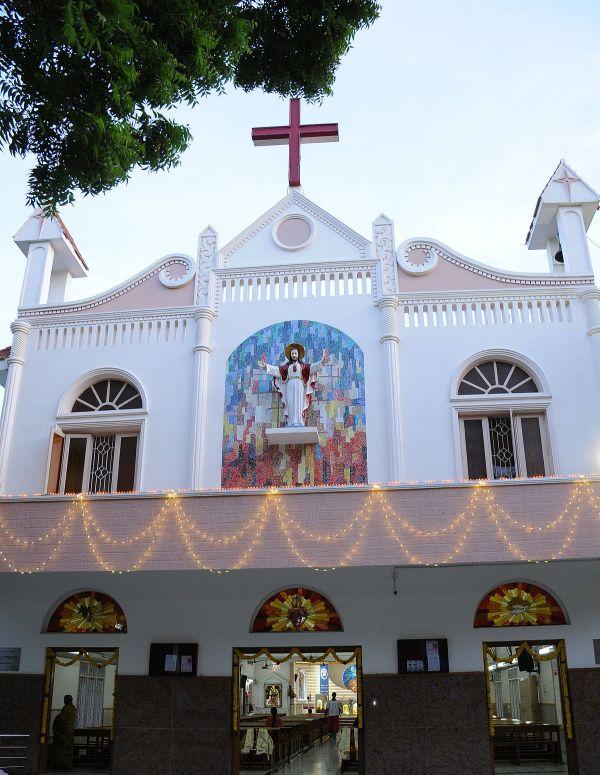 St. Anne's Church, Chennai - Wikipedia