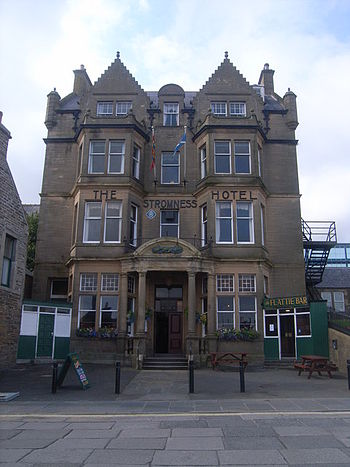 English: The Stromness Hotel