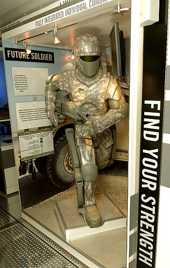 US-Army exoskeleton