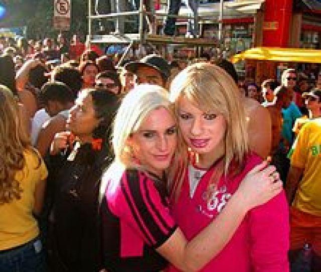Brazilian Travestis