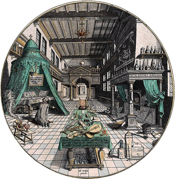 File:Amphitheatrum sapientiae aeternae - Alchemist's Laboratory.jpg