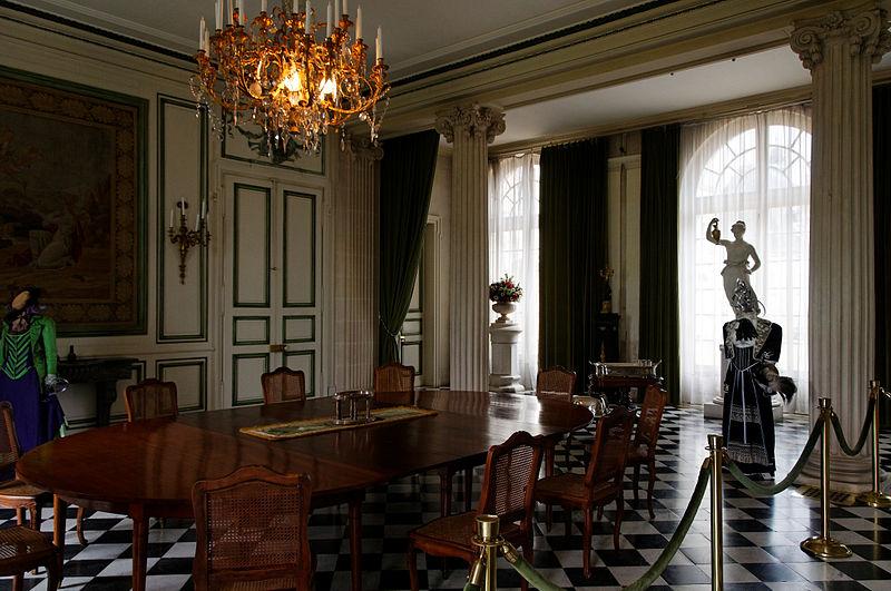 Château de Valençay Salle à manger