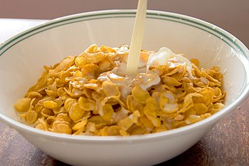 In some countries, milk and cereal grains are ...