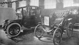 In 1899, Electric Cars Outsold All Other Types Of Car In The US