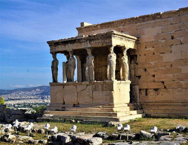 Erechtheion, Athens by Joy of Museum - 2