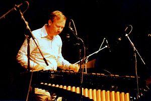 Gary Burton at Münster Jazz Festival 1987