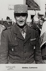 Resultado de imagem para General Marcel Carpentier
