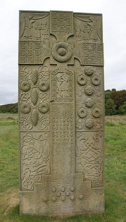 Hilton of Cadboll Stone - Pictish Art