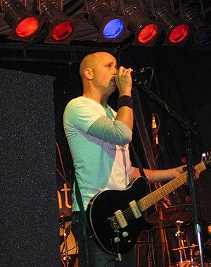 English: Australian musician Johnny Diesel at ...