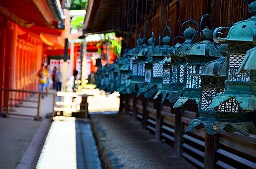 Kasuga-taisha shrine in Nara 01