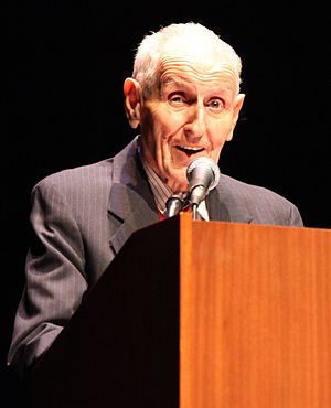 """English: """"An Evening with Dr. Jack Kevork..."""