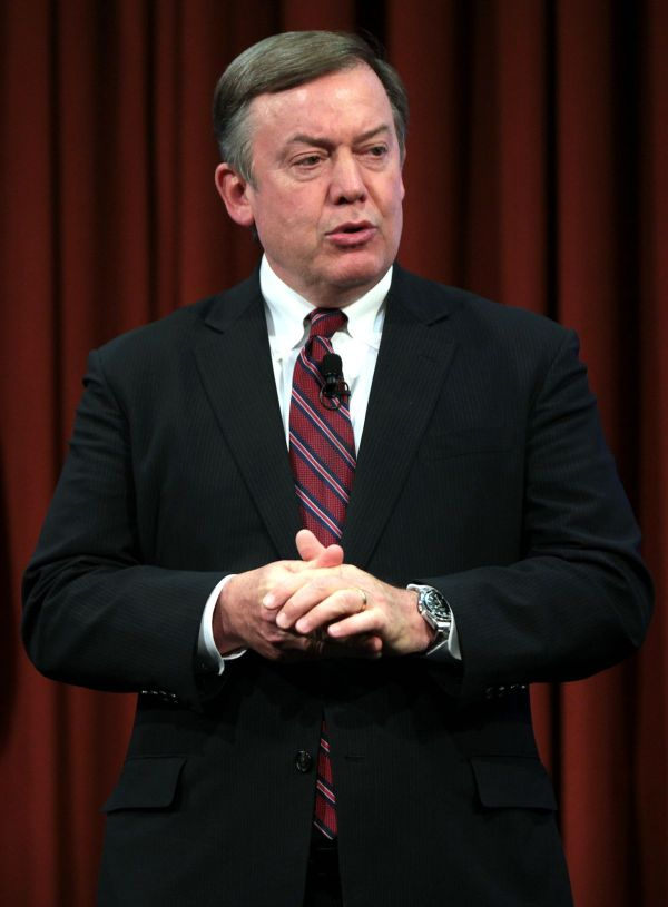 Michael M. Crow - Wikipedia