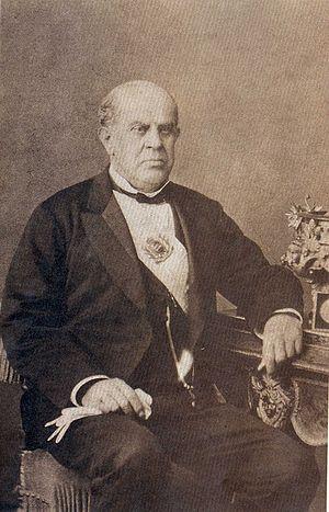 Domingo Faustino Sarmiento, President of Argen...