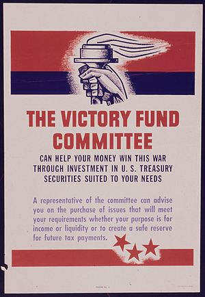 THE VICTORY FUND COMMITTEE CAN HELP YOUR MONEY...