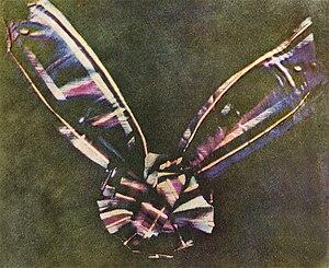 """Tartan ribbon"", the first permanent..."